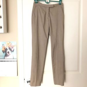 H&M beige khaki pants professional work slacks